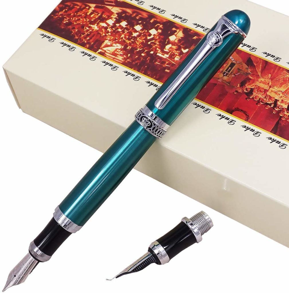 Duke Green Fountain Pen