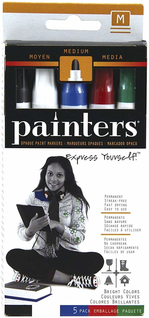 Elmers Painters Opaque Paint Markers
