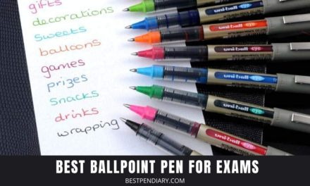 10 Best Ballpoint Pen For Exams in 2020