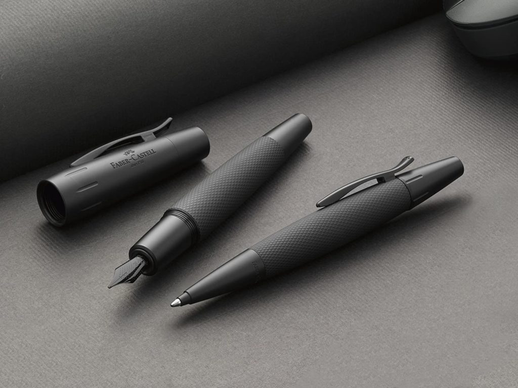 Faber-Castell E-Motion Fountain Pen